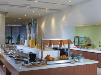 restaurant - hotel holiday inn express hefei downtown - hefei, china