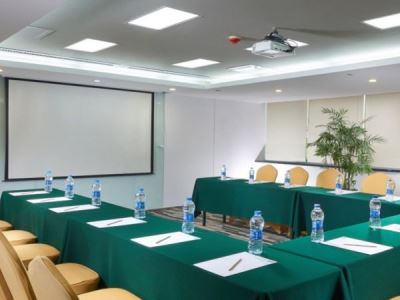 conference room - hotel holiday inn express hefei downtown - hefei, china