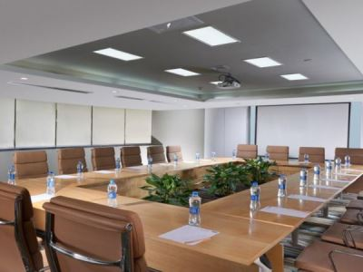 conference room 1 - hotel holiday inn express hefei downtown - hefei, china