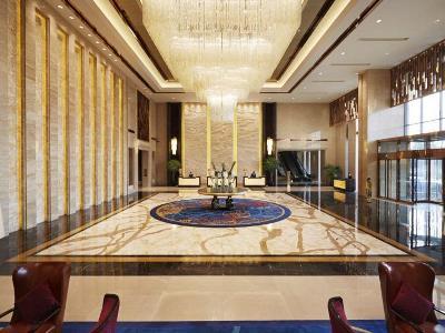 lobby - hotel wanda realm huaian - huai'an, china