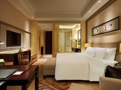 bedroom 3 - hotel wanda realm huaian - huai'an, china