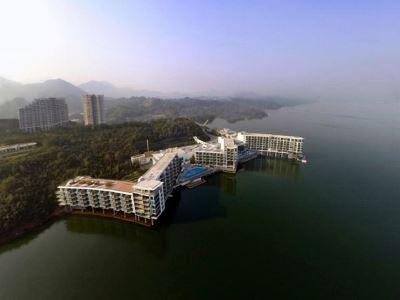 黃山太平湖綠地皇冠假日酒店