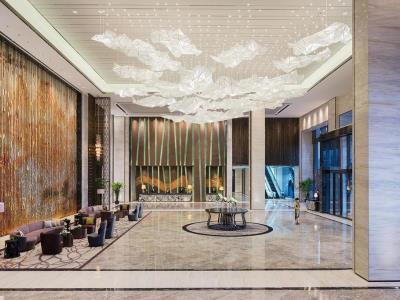 lobby - hotel wanda realm jinhua - jinhua, china