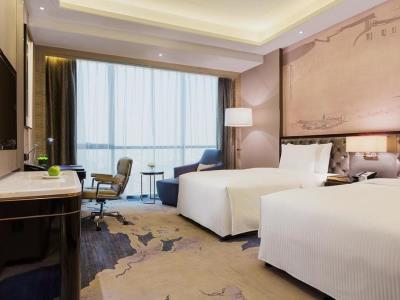 bedroom 1 - hotel wanda realm jinhua - jinhua, china