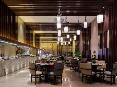 restaurant - hotel wanda realm wuhu - wuhu, china