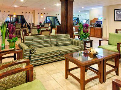 lobby 1 - hotel holiday inn express san jose airport - san jose, costa rica