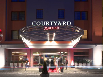 Courtyard By Marriott Pilsen