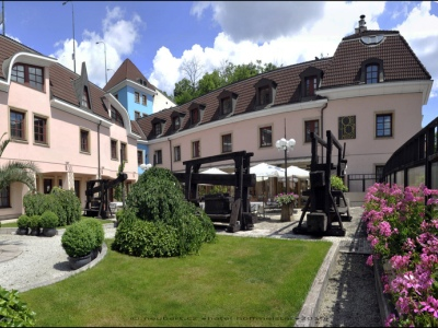 Hoffmeister Hotel And Spa (Deluxe)