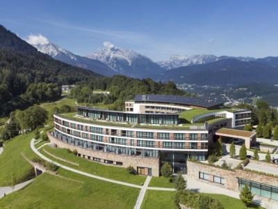 exterior view 2 - hotel kempinski berchtesgaden - berchtesgaden, germany