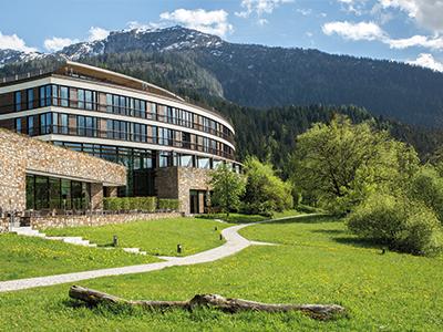 exterior view - hotel kempinski berchtesgaden - berchtesgaden, germany