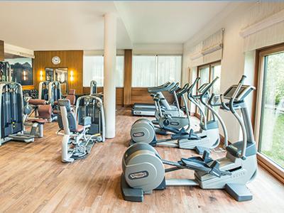 gym - hotel kempinski berchtesgaden - berchtesgaden, germany
