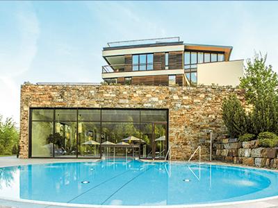 outdoor pool 1 - hotel kempinski berchtesgaden - berchtesgaden, germany