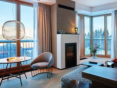 suite - hotel kempinski berchtesgaden - berchtesgaden, germany