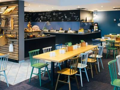 breakfast room 1 - hotel vienna house easy braunschweig - braunschweig, germany