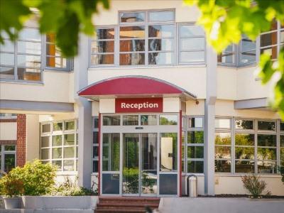 exterior view - hotel vienna house easy braunschweig - braunschweig, germany