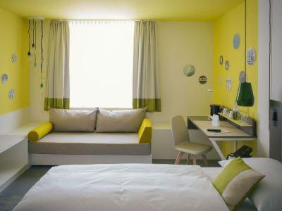 bedroom - hotel vienna house easy braunschweig - braunschweig, germany