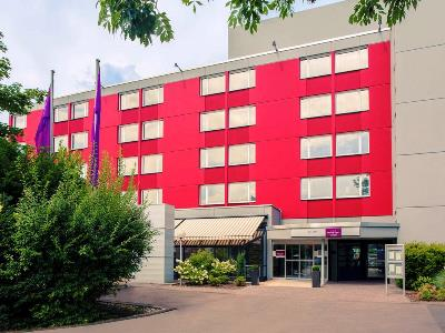 exterior view - hotel mercure koln west - cologne, germany