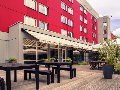 exterior view 1 - hotel mercure koln west - cologne, germany
