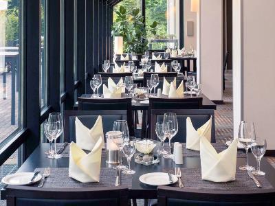 restaurant - hotel mercure koln west - cologne, germany
