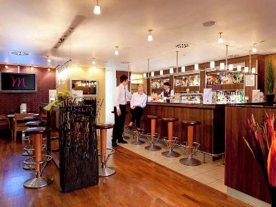 bar - hotel mercure koln west - cologne, germany