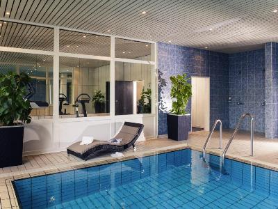 indoor pool - hotel mercure koln west - cologne, germany