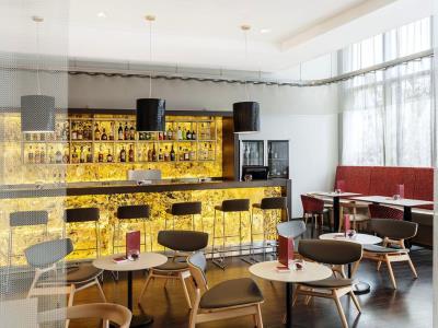 restaurant - hotel nh collection koln mediapark - cologne, germany