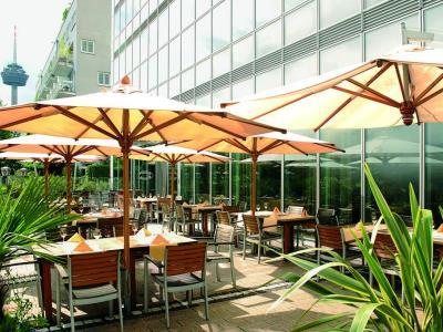restaurant 1 - hotel nh collection koln mediapark - cologne, germany
