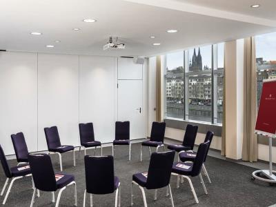 conference room 2 - hotel nh collection koln mediapark - cologne, germany