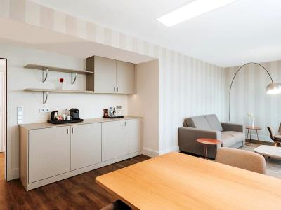 bedroom 1 - hotel nh collection koln mediapark - cologne, germany
