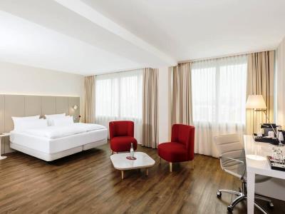 bedroom 2 - hotel nh collection koln mediapark - cologne, germany