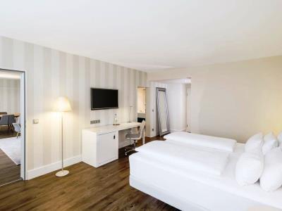 bedroom 4 - hotel nh collection koln mediapark - cologne, germany