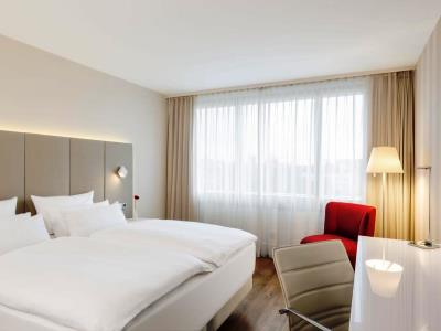bedroom 5 - hotel nh collection koln mediapark - cologne, germany