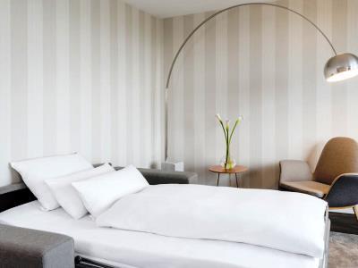 bedroom 7 - hotel nh collection koln mediapark - cologne, germany