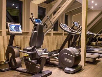 gym - hotel excelsior ernst - cologne, germany