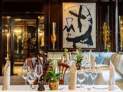 restaurant - hotel excelsior ernst - cologne, germany