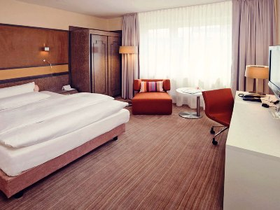 bedroom - hotel mercure dortmund centrum - dortmund, germany