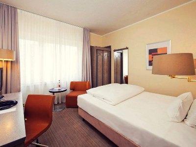 bedroom 2 - hotel mercure dortmund centrum - dortmund, germany