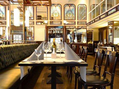 restaurant 1 - hotel mercure dortmund centrum - dortmund, germany