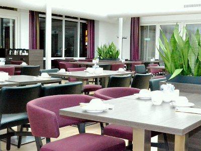 restaurant 2 - hotel mercure dortmund centrum - dortmund, germany