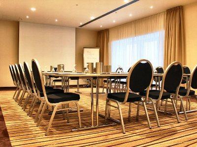 conference room - hotel mercure dortmund centrum - dortmund, germany