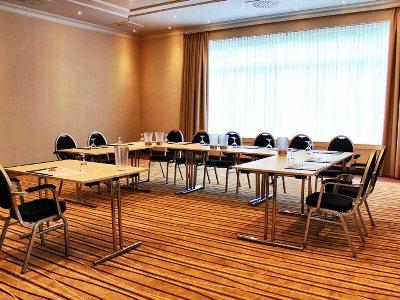 conference room 1 - hotel mercure dortmund centrum - dortmund, germany