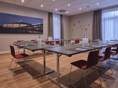conference room - hotel holiday inn express dortmund - dortmund, germany