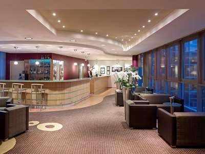 lobby - hotel mercure dortmund city - dortmund, germany