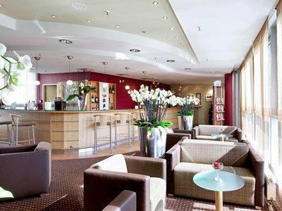 bar - hotel mercure dortmund city - dortmund, germany