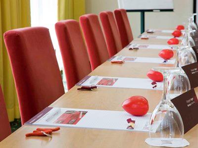 conference room - hotel mercure dortmund city - dortmund, germany