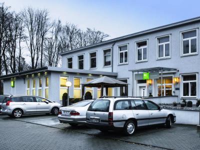 exterior view - hotel ibis styles dortmund west - dortmund, germany