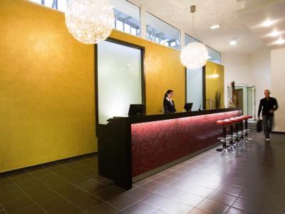 lobby - hotel ibis styles dortmund west - dortmund, germany