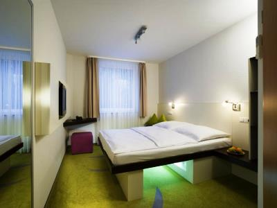 bedroom - hotel ibis styles dortmund west - dortmund, germany