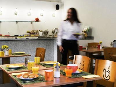 restaurant - hotel ibis styles dortmund west - dortmund, germany