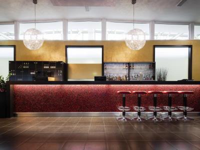 bar - hotel ibis styles dortmund west - dortmund, germany